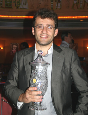 Levon Aronyan wins FIDE Grand Prix